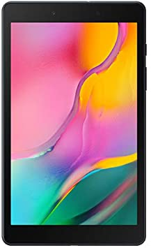 "Samsung Galaxy Tab A 2019 Tablette 8"" WiFi 32 Go 2 Go RAM Quad 2,0 GHz Appareil Photo 8 Mpx AF + 2 Mpx Noir"