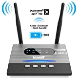 Visoud Bluetooth 5.0 Transmitter Receiver 3 in 1...