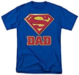 Superman - Dad's Super T-Shirt Size M