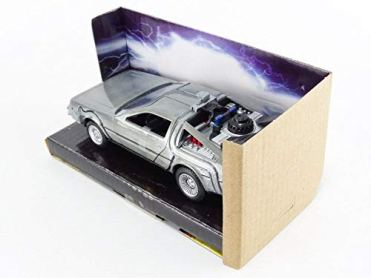 Jada-Toys-Back-to-The-Future-Time-Machine-132-Die-cast-Car-Toys-for-Kids-and-Adults
