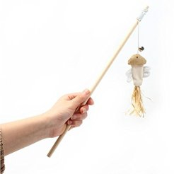 NUOLUX-Cat-Teaser-Interactive-Toy-Wand-with-Bell-and-Feather-Fish