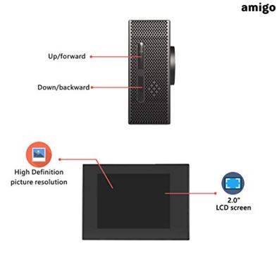 Amigo-AC-11-HD-Sports-Action-Camera-with-12MP-High-Resolution-Lens-720p-HD-Image-with-Wide-Angle-Lens-and-Waterproof-Upto-30-Meters-Black-Works-Best-with-Class-10-Micro-SD-Card