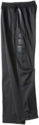 NIKE Boys' Therma Elite Basketball Pants (XS, Anthracite/Anthracite/B/B) 2
