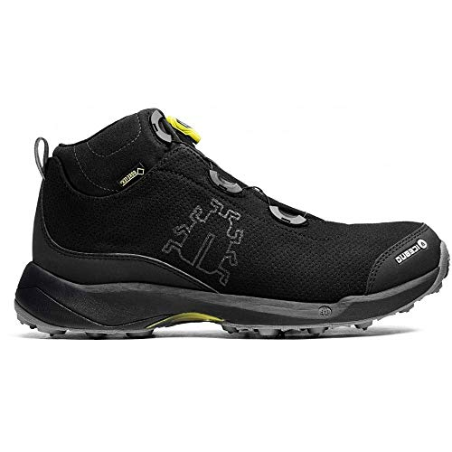 Icebug Men's Detour BUGrip GTX Hiking Boots Carbon/Black 11