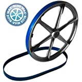 Workmas New Heavy Duty Band Saw Urethane Blue Max 2 Tire Set FOR 10' DELTA 28-195 BAND SAW