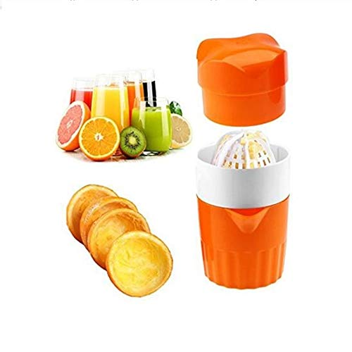 High Quality Mini Lemon Juicer Portable Handheld Lemon Orange Fruit Citrus Squeezer Easy Operation 100% Original Juice maker
