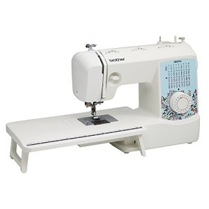 Brother Sewing and Quilting Machine, XR3774, 37 Built-in Stitches, Wide Table, 8 Included Sewing Feet