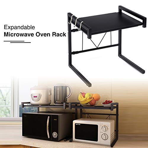 GEMITTO Microwave Oven Rack