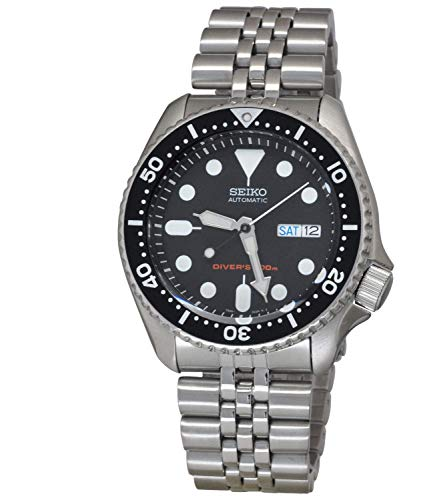 Seiko Men's Japanese Automatic Stainless Steel Diving Watch SKX007K2