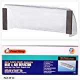 Thermwell #HD5 10-14' Adjustable Heat Deflector - Pack of 2