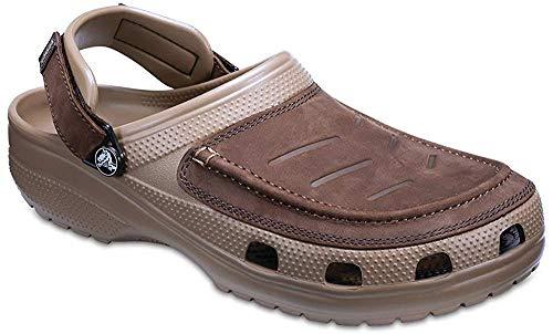Crocs Men's Yukon Vista Clog | Comfortable Casual Outdoor Shoe with Adjustable Fit