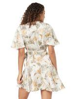 Cooper-St-Womens-Desert-Leaf-WRAP-Mini-Dress