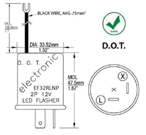 led turn signal wiring kit 12 volt 6 d4fc psychosomatik rose de  motorcycle