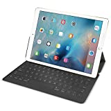 Apple Smart Keyboard for 12.9-inch iPad Pro 2nd Generation / 1st Generation - Gray (MJYR2LL/A) - (Renewed)