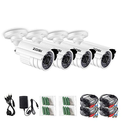 ZOSI Security Camera System with Hard Drive