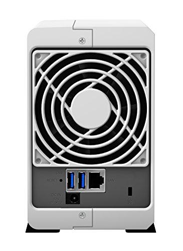 41b1D5M2tRL - Synology DS218j 2 Bay Desktop NAS Enclosure