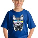 Cat shirt Kids   Cat Crazy - Cat Products Shopping   Kattengekte.com