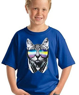Cat shirt Kids