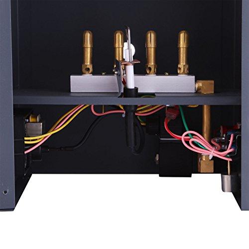 Mophorn Autopilot CO2 Generator Liquid Propane?Hydroponic Greenhouse CO2 8  Burner Generator LP Gas