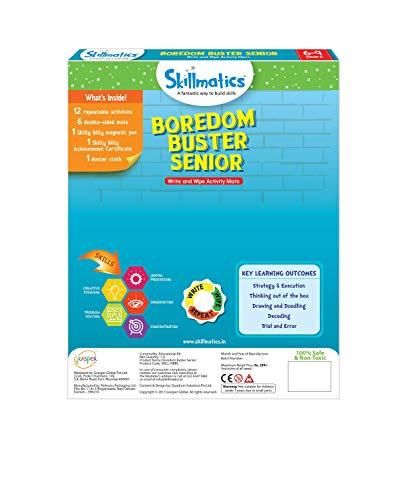 Skillmatics Educational Game: Brain Games, 6-99 Years 3