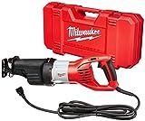 Milwaukee 6538-21 15.0 Amp Super Sawzall Reciprocating Saw