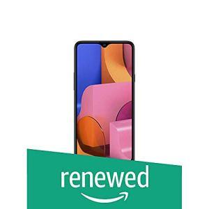 (Renewed) Samsung Galaxy A20s (Black, 3GB RAM, 32GB Storage) with No Cost EMI/Additional Exchange Offers