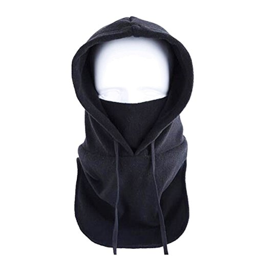 Triwonder Fleece Balaclava Cold Weather Face Mask Ski Mask Neck ... e7eaa8283ded