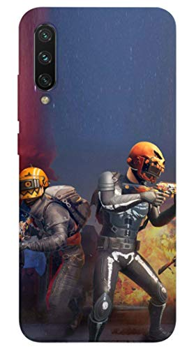 V3 Creation Pubg Theme Mobile Case for XIAOMI A3 91