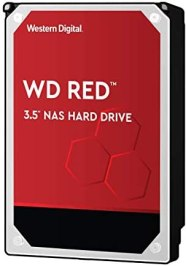 wd red disque dur nas