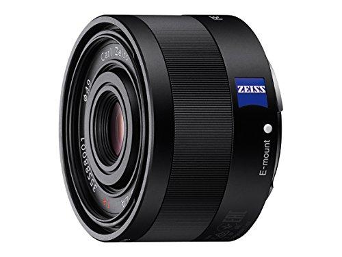 Sony 35mm F2.8 Sonnar T FE ZA Full Frame Prime Fixed Lens | UV protection filter