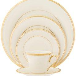 Lenox Eternal 5-Pc Ivory Dinnerware