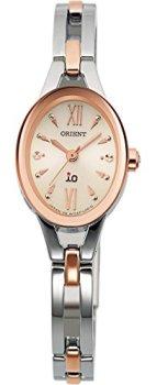 ORIENT Watch iO Perfume Solar White WI0371WD Ladies