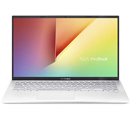 ASUS VivoBook 15 Intel Core i5-1035G1 10th Gen 15.6-inch FHD Thin and Light Laptop (8GB RAM/1TB HDD + 256GB SSD/Windows 10/MS Office 2019/2GB NVIDIA MX330 Graphics/Silver/1.75 kg), X512JP-EJ231TS