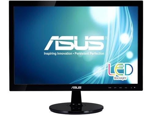 ASUS VS207D-P 19.5' HD+ 1600x900 VGA Back-lit LED Monitor