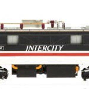 Hornby R3582 Class 87 87010 'King Arthur' BR Intercity 'Swallow' Logo (High Speed Pantograph), Multi-Colour 41bsAhmTs 2BL