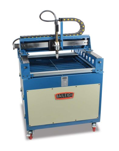 Baileigh PT-22 CNC Plasma Cutting Table with 5'...