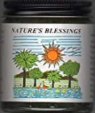 Nature's Blessing Hair Pomade 4 Oz Jar--Two Pack