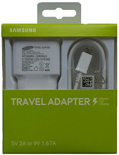 Samsung 9Volt 20Amp Travel Adapter With 3 Ft Micro USB Cable 1
