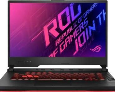 Asus ROG Strix G15 (2020) Core i7 10th Gen – (16 GB/512 GB SSD/Windows 10 Home/4 GB Graphics/NVIDIA Geforce GTX 1650 Ti/144 Hz) G512LI-HN057T Gaming Laptop (15.6 inch, Black Plastic, 2.30 kg)
