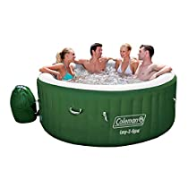 Save Big on the Coleman Lay Z Spa Inflatable Hot Tub
