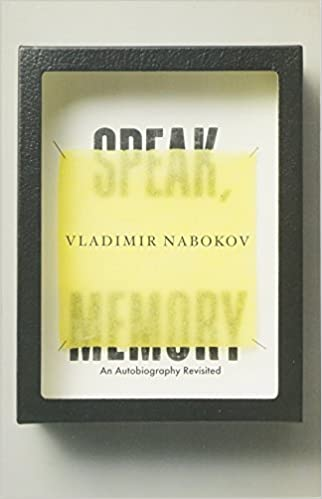 Image result for nabokov speak memory