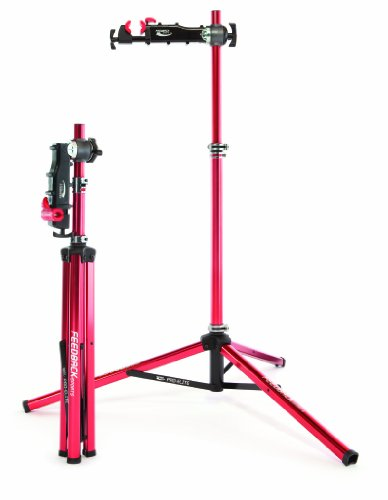 Feedback Sports Pro Elite Repair Stand (Red)
