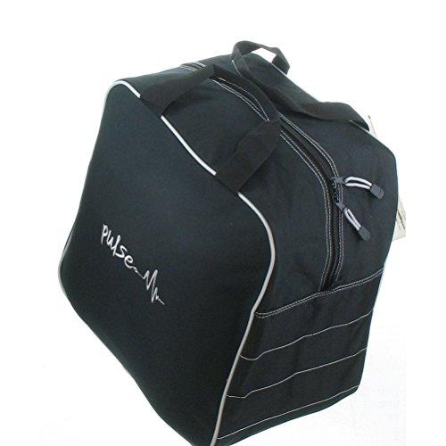 Pulse Ski Snowboard Boot Bag, Black