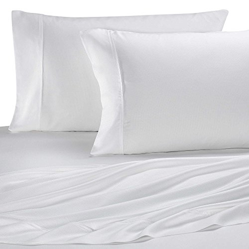 Eucalyptus Origins Tencel Lyocell Queen Sheet Set in White