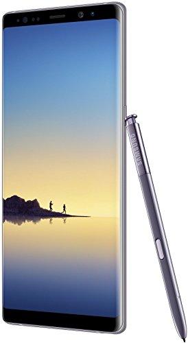 41cAaicpamL - Samsung Galaxy Note 8 (Orchid Grey, 6GB RAM, 64GB Storage)
