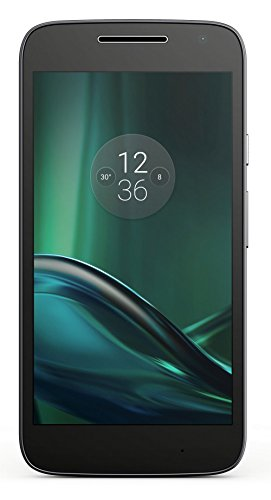 Moto G Play (4th gen.) Dual SIM - Black - 16 GB - Unlocked
