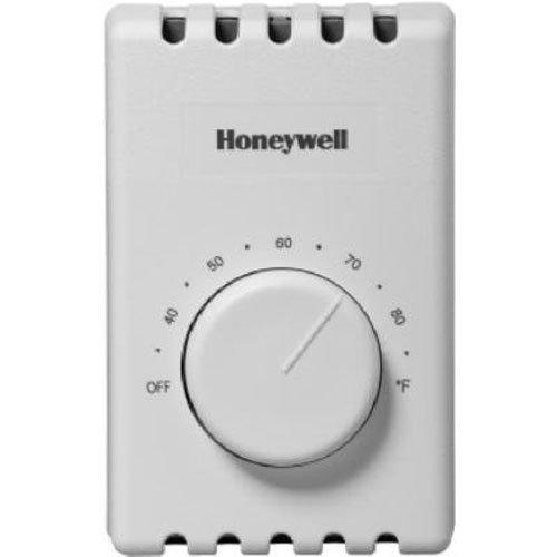 Honeywell Manual 4 Wire Premium Baseboard/Line Volt Thermostat(YCT410B1000/U)
