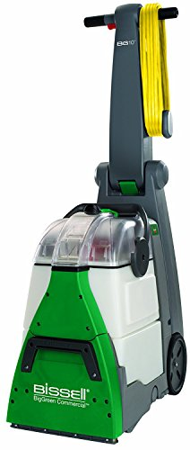 Bissell-BigGreen-Commercial-BG10-Deep-Cleaning-2-Motor-Extracter-Machine-w-Upholstery-Tool-and-32-OZ-Shampoo-Bundle