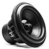 Skar Audio ZVX-15v2 D1 15' 3000 Watt Max Power Dual 1 Ohm SPL Car Subwoofer