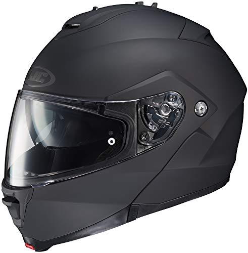 HJC IS-MAX 2 Helmet (Matte Black, XX-Large)